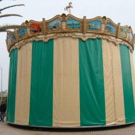 technical-park-amusement-rides-Merry Go Double Decker (1)