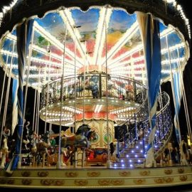 technical-park-amusement-rides-Merry Go Double Decker (10)