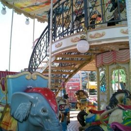 technical-park-amusement-rides-Merry Go Double Decker (13)