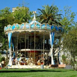 technical-park-amusement-rides-Merry Go Double Decker (5)