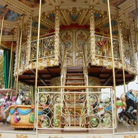 technical-park-amusement-rides-Merry Go Double Decker (6)