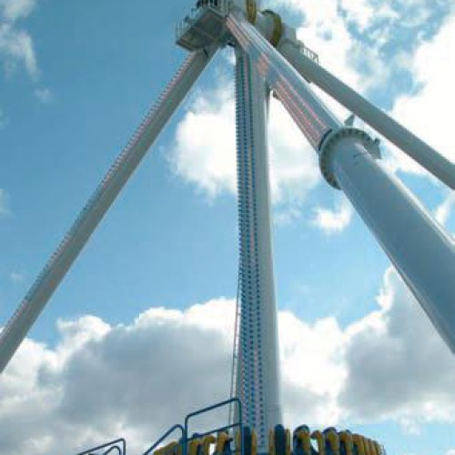 Typhoon 360 Technical Park Amusement Rides And