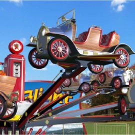 technical park amusement ride chitty fly3