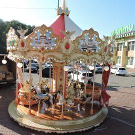 Carousel 5,5 park model
