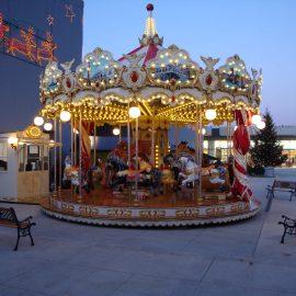 Carousel 6,70 park model