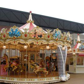 Carousel 8,60 e Cassa speciale